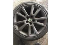 18 inch vrs alloy wheel