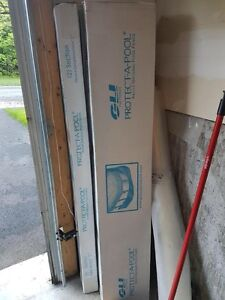 Above ground pool safety fence 21 feet