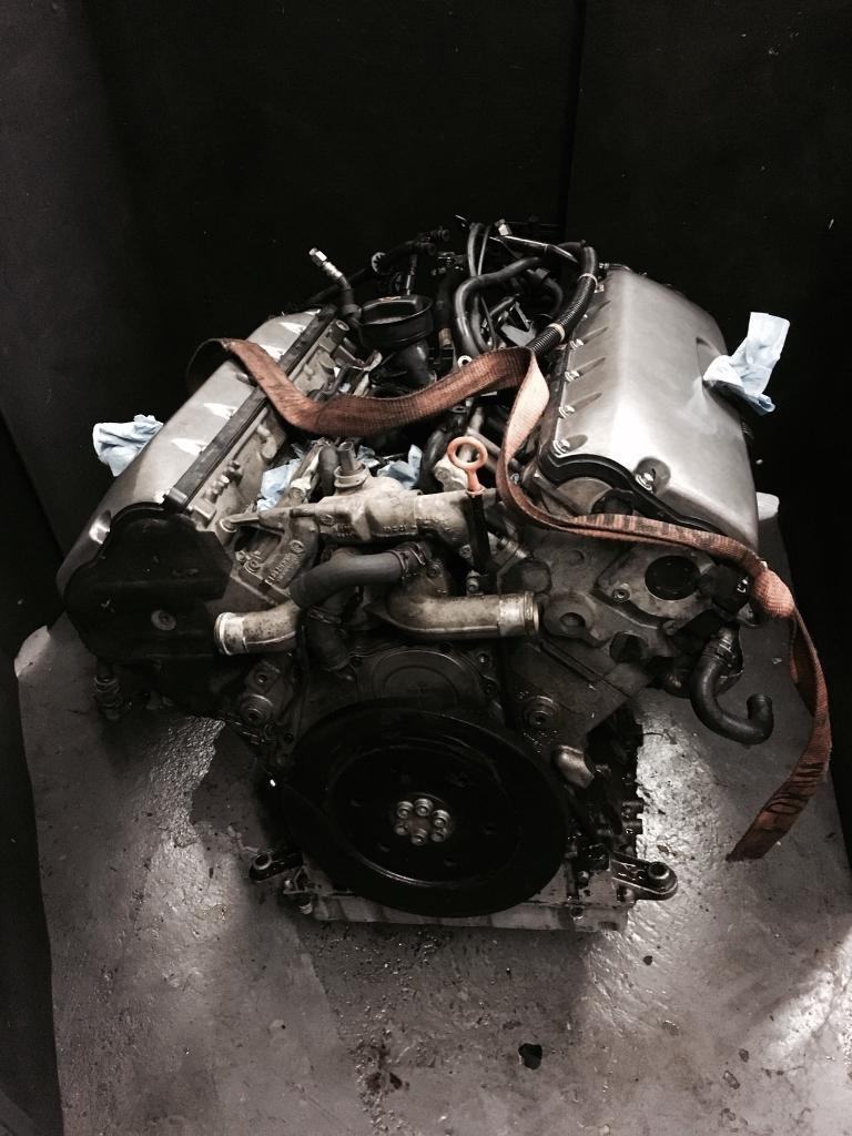 VW Phaeton 2002-2009 Parts