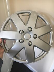 "15"" wheel trims set of 4 for sale"