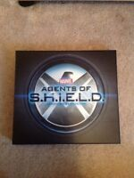 Marvel Agents of S.H.I.E.L.D. Season One Declassified HC