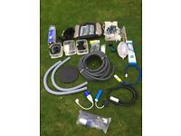 Caravan accessories. Job lot