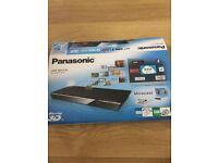 Panasonic blu-ray/dvd player