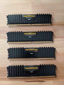Corsair Vengeance LPX DDR4 32GB 3600mhz