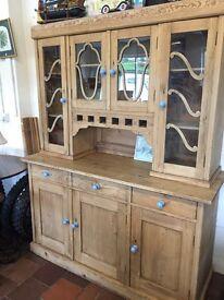 Antique Old pine Dresser