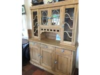 Antique Old pine Dresser