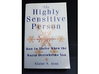The Highly Sensitive Person by Aron, Elaine N. (Paperback)