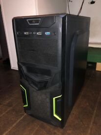 Gaming Computer (Good build and Overclocked)