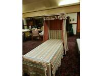 Childs Princess bed Handmade solid wood