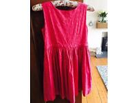 Pink Joules Dress