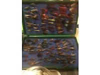 125 Traditional Trout Flies (Boxed)