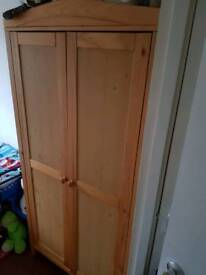 Toddler wardrobe for sale