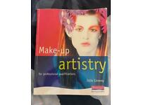 make up artistry book- By Julia Conway
