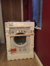 Brand new still in original packaging Hotpoint Vented Dryer