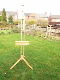 Loxley easel unused and boxed