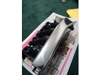 AUDI S3 TT SEAT LEON CUPRA R 1.8t 20v POLISHED INLET MANIFOLD AND DEBAFFLED CHARGE PIPE K04 (BAM)
