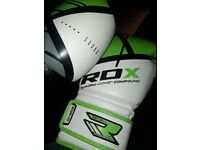 16oz RDX boxing gloves 15 quid used once
