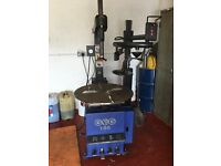 wanted tyre machine tyre changer working or not
