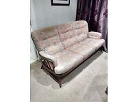 Classic Vintage Ercol Jubilee suite - near Edinburgh