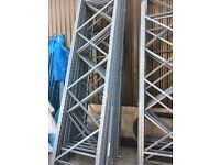 Dexion Speed Pallet Racking in Very Good Condition up to 3.6m High x 2.65 Wide over 16 Bays