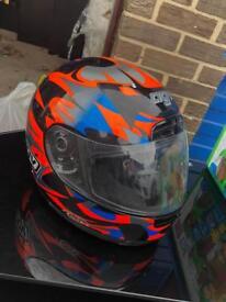 Kids XS motorbike/quad helmet