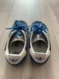 Baby boys adidas trainers