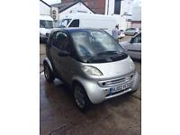 SMART CAR - CITY COUPE 600cc -