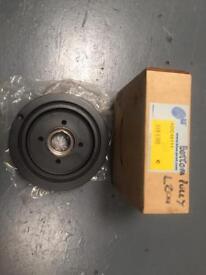Mitsubishi l200 bottom crank pulley ( adc46111)