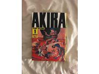 Akira: Volume 1, Japanese Paperback