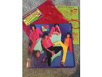 Rolling Stones Dirty Work LP