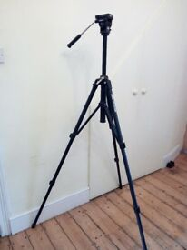 Velbon Vel-flo 9 PH-368 Tripod & Head