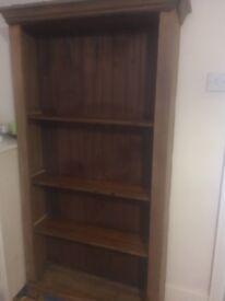 Beautiful bespoke bookshelf