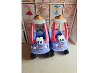 Little tikes fairy coupe cars