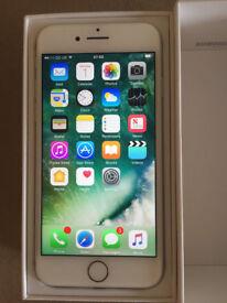 Iphone 7 128gb silver £470