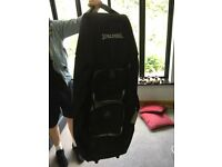 Spalding golf carry case travel bag