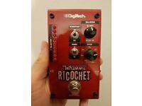 Digitech Ricochet pitch shifter FX (New)
