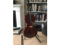 3/4 cello
