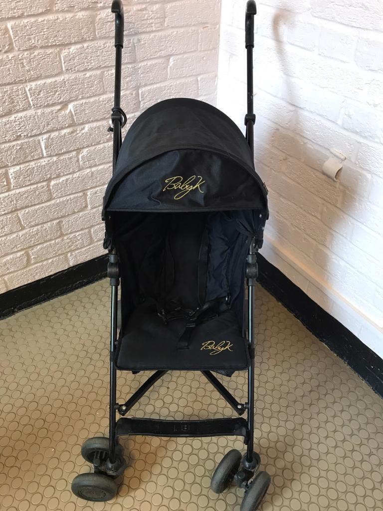 Mothercare Baby K Myleene Klass compact stroller