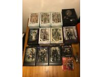 Final Fantasy Figures – Some New in Sealed Boxes and others excellent condition