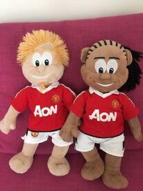 Bear League Mascot - Manchester United