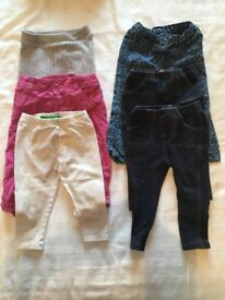 9-12m girls trousers