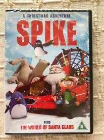 The Christmas adventures of Spike Dvd. New