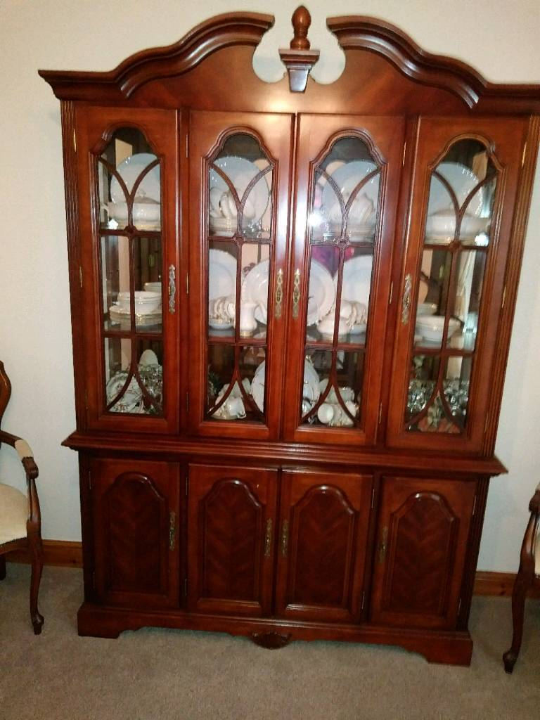 Dining Room Dresser Display Unit