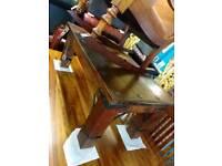 Monkey Wood Table