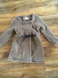 Zara woollen stylish jacket age 8