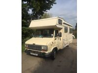Fiat Ducato 6 berth no damp
