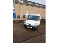 Peugeot Partner 600 LD Van £1150 NO VAT