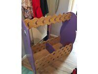 Children's Coat/Shoes/Toys Storage Unit
