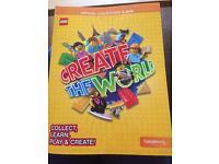 Lego Create the world swap shop!!!