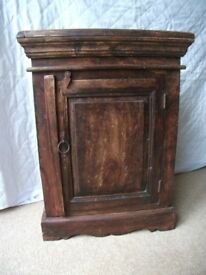 Small Solid Wood Cupboard
